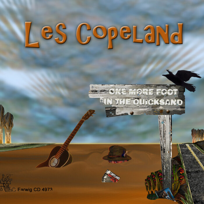 Les Copeland One More Foot In The Quicksand